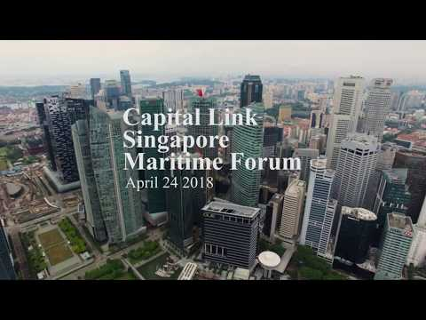 2018 Singapore Maritime Forum Highlights