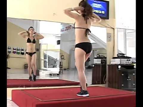 Aerobic beginner thể dục thẩm mỹ giảm béo, giảm mỡ bụng 14p: Khởi động