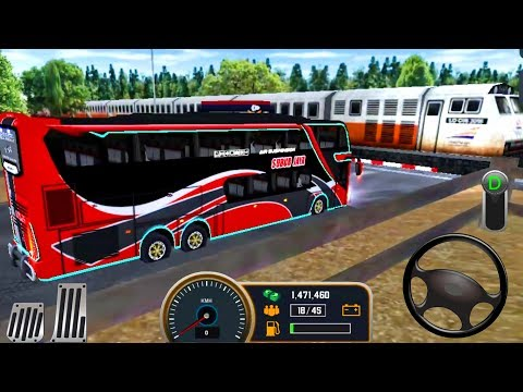 Mobile Bus Simulator 2018 - First Bus Transporter - Bus Driving | Android GamePlay #1 thumbnail