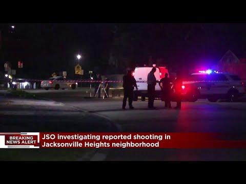 Shooting on Renault Drive Near Jacksonville Heights Elementary School