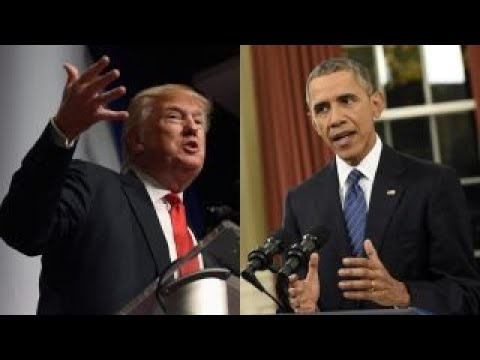 Trump vs. Obama: Who's stronger on national security?