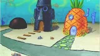 Dicke Anna Spongebob