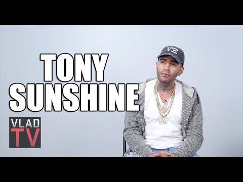Tony Sunshine on Big Pun Dying at 700 lbs, Having Bad People Around Him