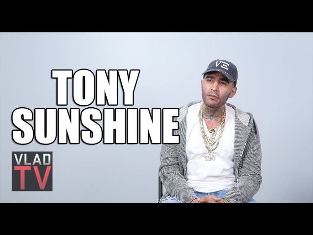Tony Sunshine on Big Pun Dying at 700 lbs, Having Bad People Around Him