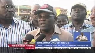 Is CS Anne Waiguru is fighting a losing battle?