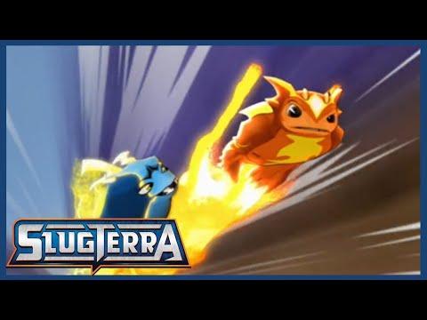 Слагтерра - Slugterra | Эпизод 11: Вымирающие виды