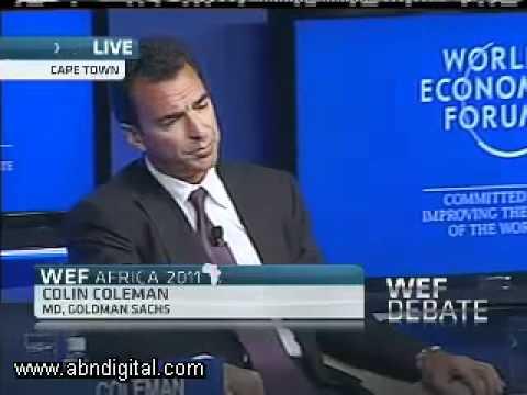 World Economic Forum on Africa 2011 Debate - Part 1