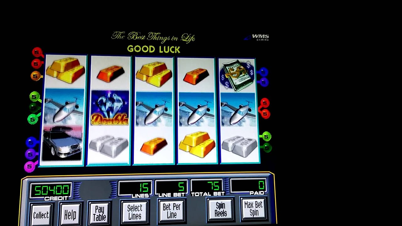 Luxury Of Life Slot Machine