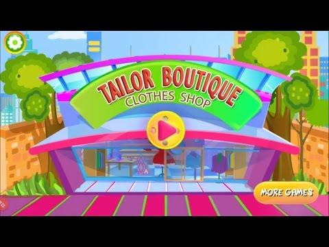 Tailor Boutique Clothes Shop