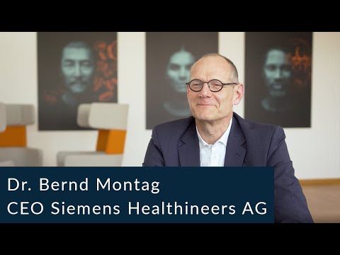 Download Dr. Bernd Montag | Rapid Fire Questions | CEO Siemens Healthineers AG