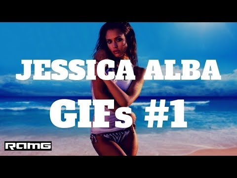 Best GIFs | Jessica Alba GIFs #1 | Celebrity Video Compilation With Instrumental Music