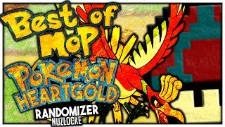 Best of MythosOfPlaying - Pokémon HeartGold: Randomizer Nuzlocke