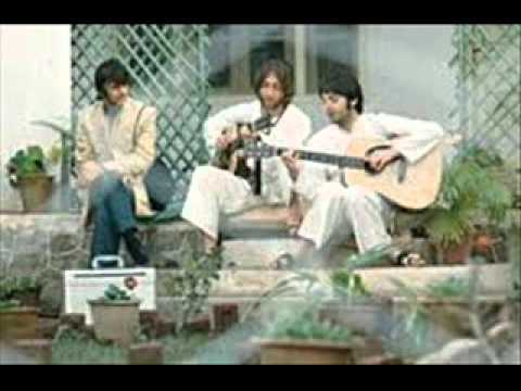The Beatles India cover