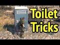 Toilet Tricks in Metal Gear Solid V: Phantom Pain (MGS5)