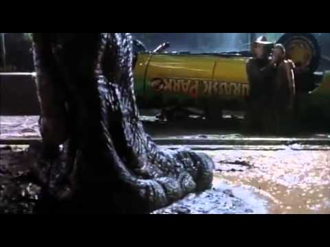 Jurassic Park Official Trailer 1   Steven Spielberg Movie 1993 HD