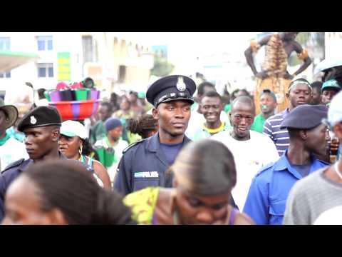SLPP Sierra Leone Rally 2012