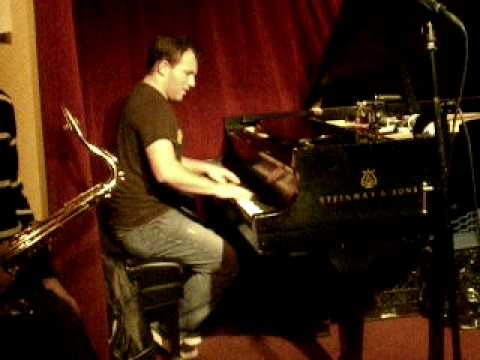 Young pianist at the Smoke Club