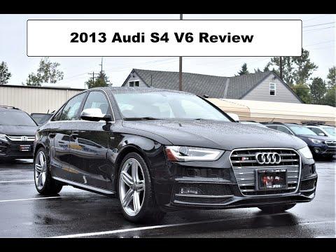 2013 Audi S4 Review (vgr exotics)