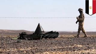 ISIS connected Egypt Air mechanic possible bomber of Russian MetroJet