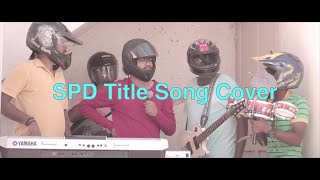 Power Rangers SPD Title Song Cover - Vavval Brothers (Helmet Safety Awareness)
