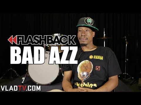 Frankie V and the JAM'N Morning Show - Bad Azz on Doing 'Krazy' with 2Pac on 'Makaveli' (RIP)