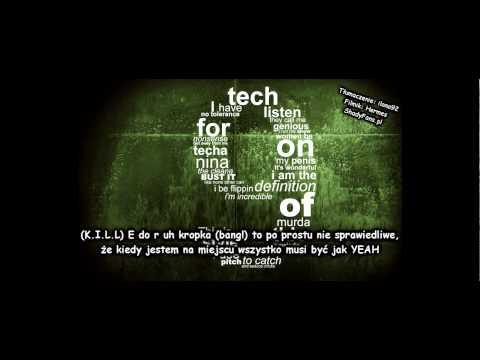 Tech N9ne  Like Yeah napisy po polsku PL