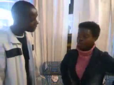 THOMAS MATHEBULA AND NOZIPHO RADEBE DOING SCREEN TEST @ ETN ACTORS AGENCY