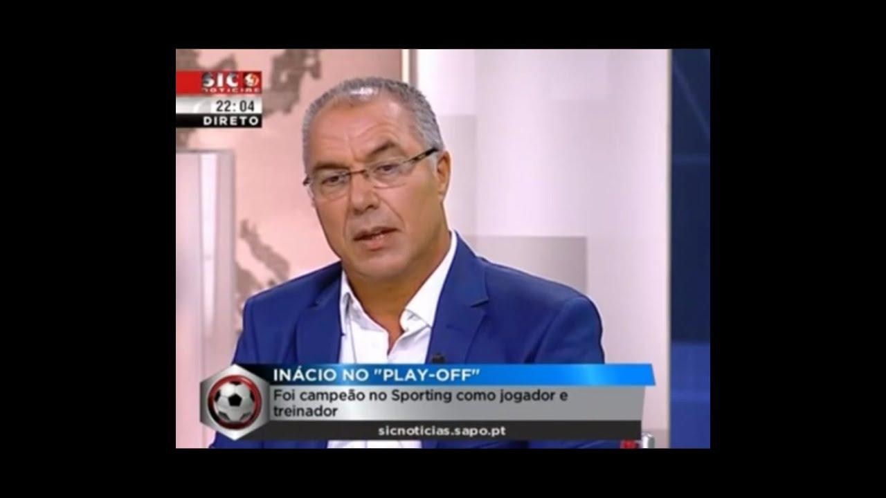 Sic Noticias: Augusto Inácio No Play-Off Da SIC Notícias Esclarece