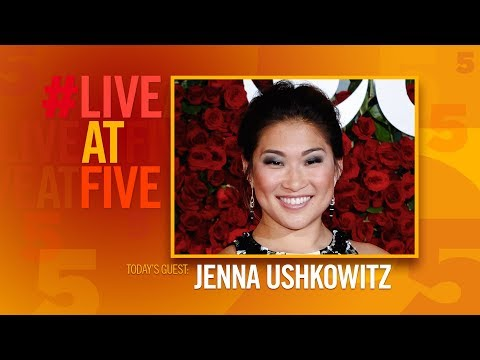 Broadway.com #LiveatFive with Jenna Ushkowitz from HELLO AGAIN