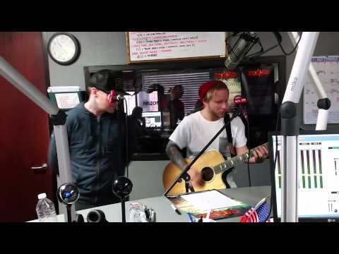 Shinedown - Cut The Cord (Live, acoustic, at 98KUPD studios)