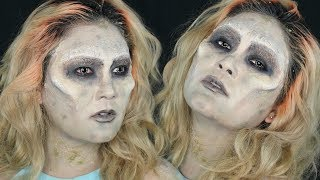 Taylor Swift Look What You Made Me Do Zombie Makeup Tutorial