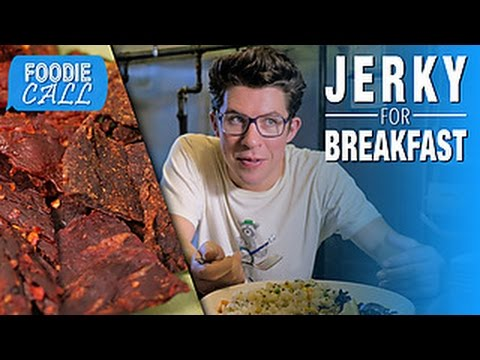 Jerky for Breakfast: Foodie Call with Justin Warner