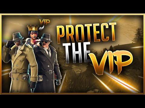 💎PROTECT THE VIP💎 | Fortnite Battle Royale