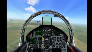 "Lock On: Modern Air Combat: F-15C ""Eagle"" Campaign"