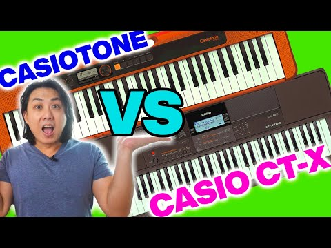 Is Casiotone CT-S200 / CT-S300 Better Than Casio CT-X700? WHICH IS RIGHT FOR YOU?