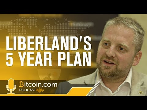 Vit Jedlicka: We Want Millions Of E-residents In The Next Years! | Humans Of Bitcoin Podcast