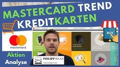 Mastercard Aktie - Profiteur des bargeldlosen Zahlens im Kreditkarten Duopol