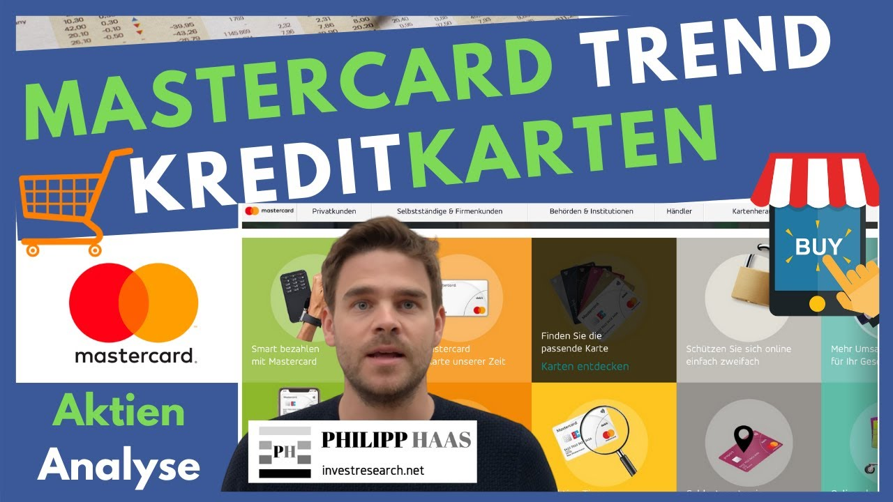 Mastercardaktie