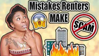 How To Rent An Apartment | 10 Mistakes Renters Make | What I Wish I Knew