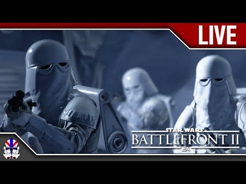 Star Wars Battlefront 2 Live - Dark Ritual Skin In 2 Days! - Road to 900 Subs thumbnail