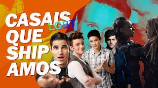 Baixar TOP 10 - CASAIS LGBT QUE SHIPAMOS