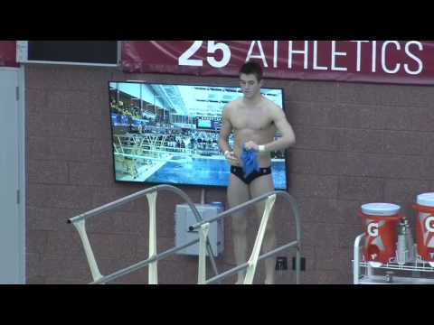 Big Ten Championships - 1 Meter Dive