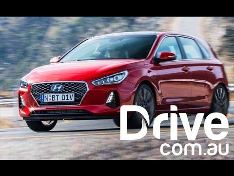 2017 Hyundai i30 Review Drive.com.au