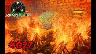 RICHTIG DRACHEN AUSBRÜTEN ! | ARK Ragnarok #027