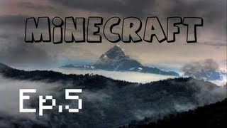 Minecraft: Surviving the Mods | Avsnitt 5 | Quad Mountain med CornflakeTheThird