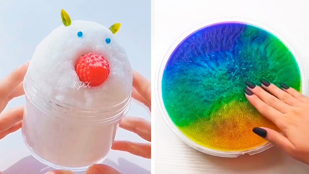 Relaxing Slime ASMR Videos | The Best Oddly Satisfying Slime #79
