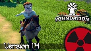 Foundation | 1.4  - #09: Mach schon Platz, ich bin der Landvogt [Lets Play - Deutsch]