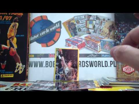 1994-95 UPPER DECK COLLECTOR'S CHOICE GOLD CARD!!! SERIES 1 RETAIL BOX BREAK / UNBOXING   9/12