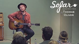 Thomas Oliver - Is This Love (Bob Marley cover) | Sofar Utrecht