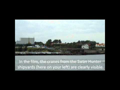 Get Carter film locations part 15 : ferry crossing
